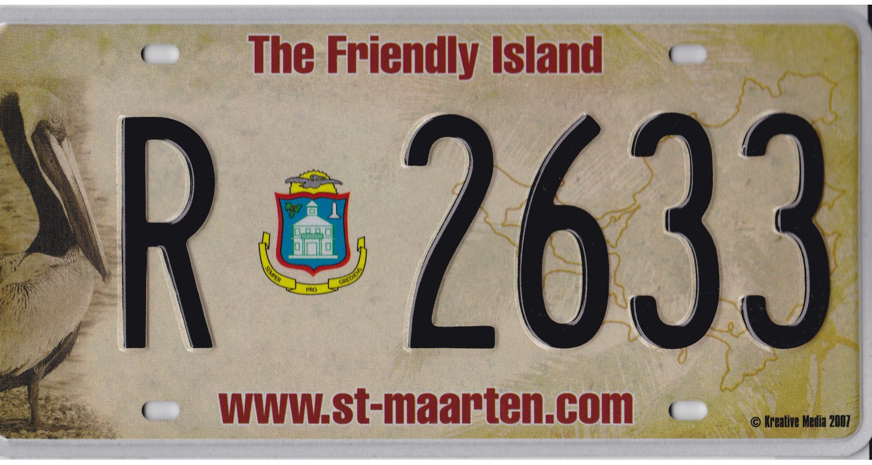 CARIBBEAN 2007 St-Maarten-PELICAN