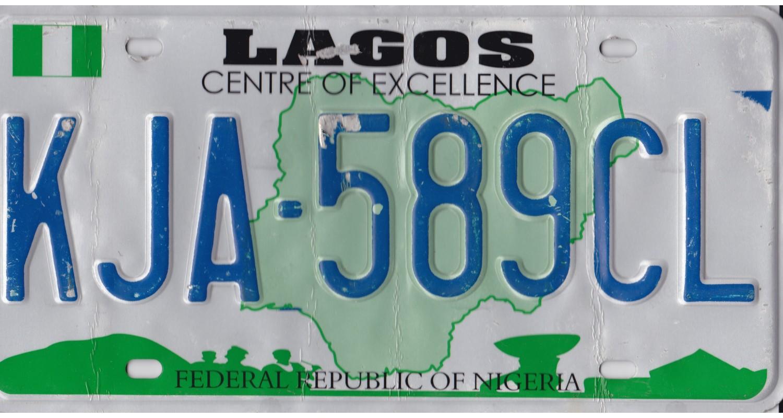 AFRICA 1992 NIGERIA