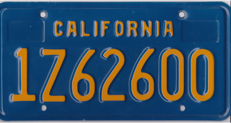 California 1990