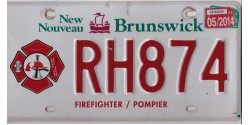 New Brunswick 2014 FIREFIGHTER
