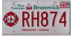 New Brunswick 2014 FIREFIGHTER