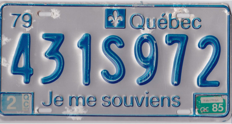 Quebec 1985