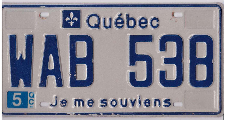 Quebec 1996