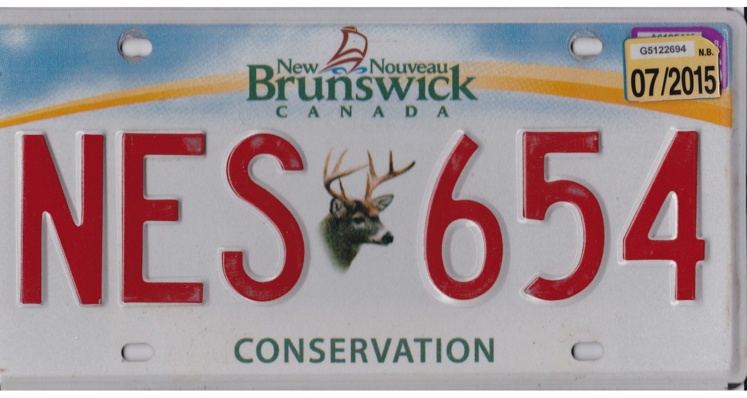 New Brunswick conservation deer 2015