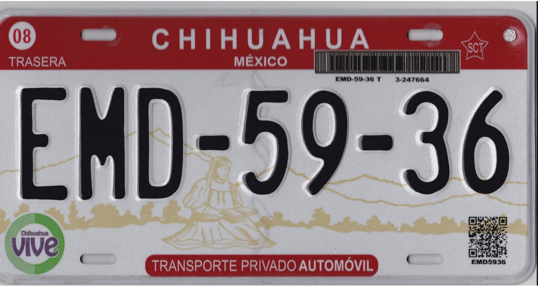Mexico 2012 CHIHUAHUA