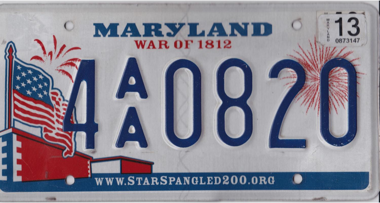 Maryland 2013-FLAG
