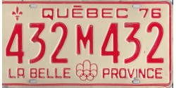 Quebec 1976-MONTREAL OLYMPIC