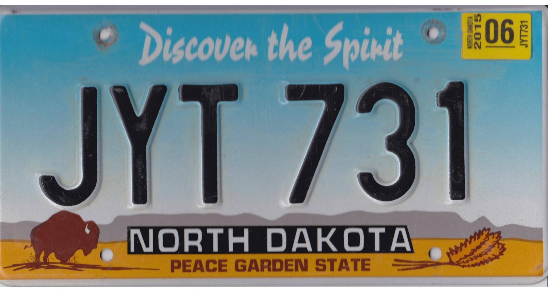 North Dakota 2015