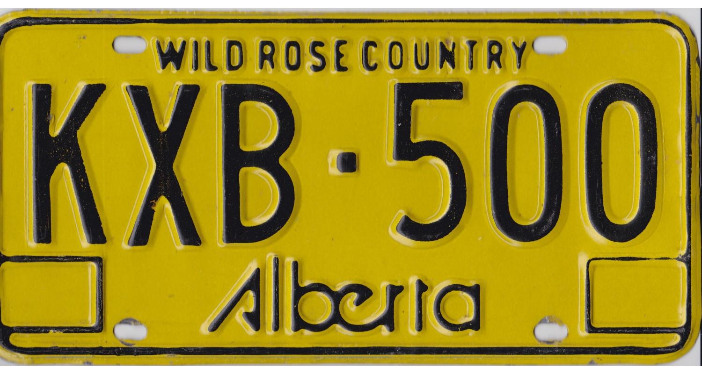 Alberta 1980's