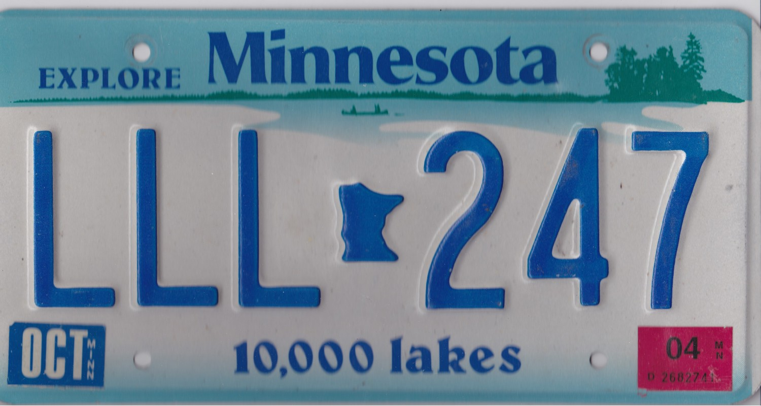 Minnesota 2004. Triple LLL