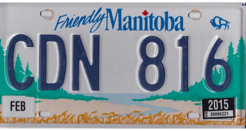 Manitoba 2015