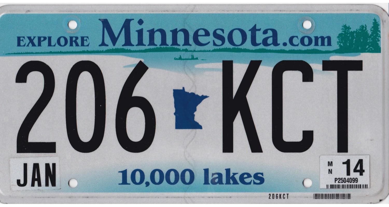 Minnesota 2014