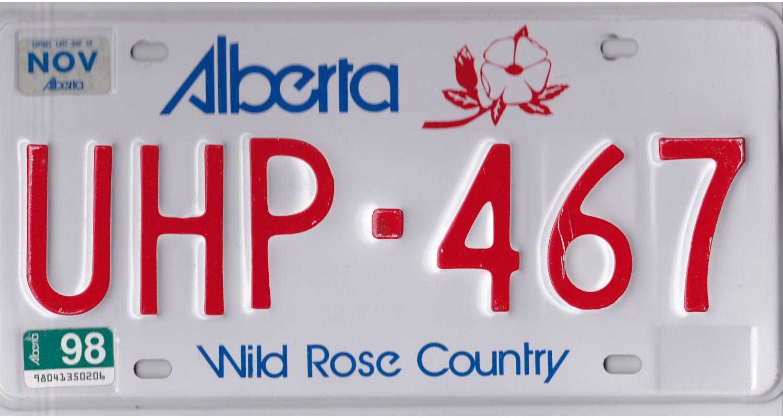 Alberta 1998