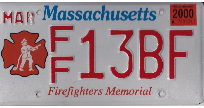 Massachusetts 2000-FIREFIGHTERS