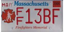 Massachusetts 2000-FIREFIGHTERS