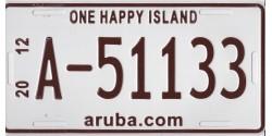 Caraïbes 2012 ARUBA