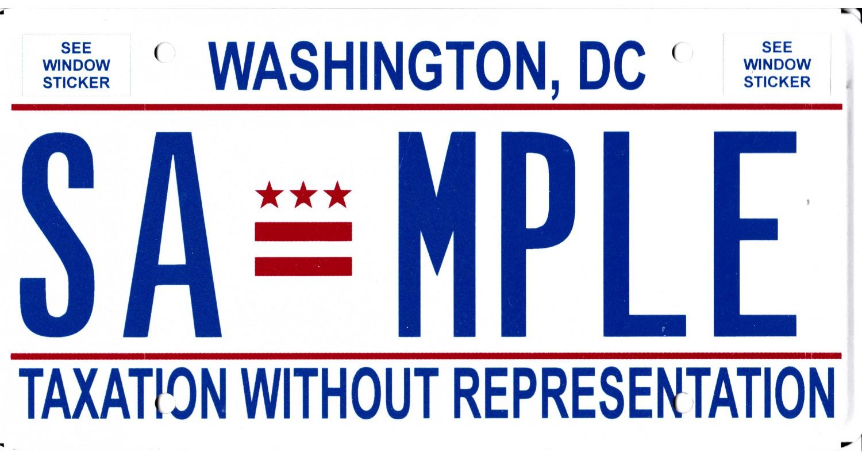Washington DC 2015 SAMPLE
