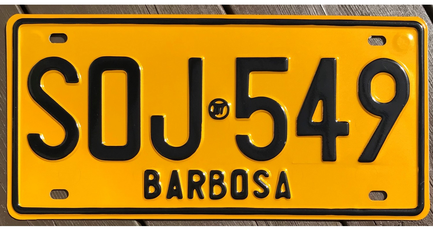 COLOMBIA 2005's BARBOSA COUNTY