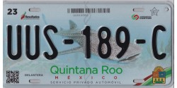 Mexique 2014 QUINTANA ROO-REQUIN