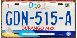 Mexique 2010 DURANGO