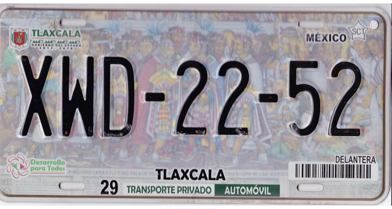 Mexico 2014 TLAXCALA