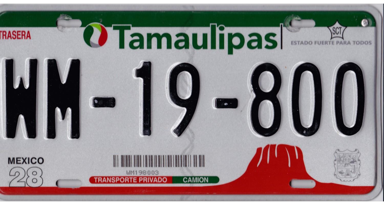 Mexico 2010  TAMAULIPAS