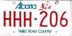 Alberta 1988 Triple HHH.