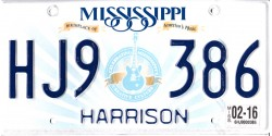 Mississippi 2015-HARRISON COUNTY