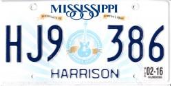 Mississippi 2015-CONTÉ DE HARRISON