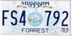 Mississippi 2015-CONTÉ DE FORREST