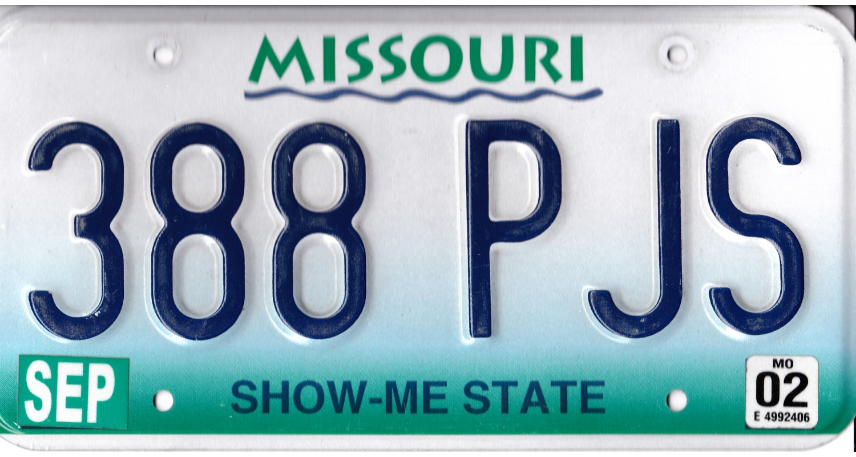 Missouri 2002