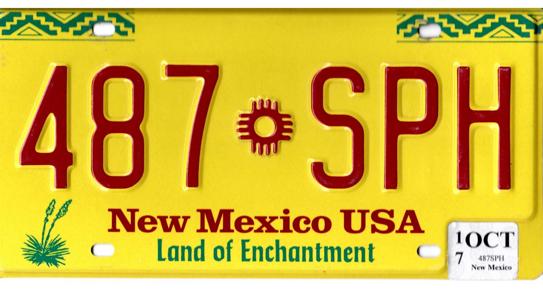 New Mexico 2015's