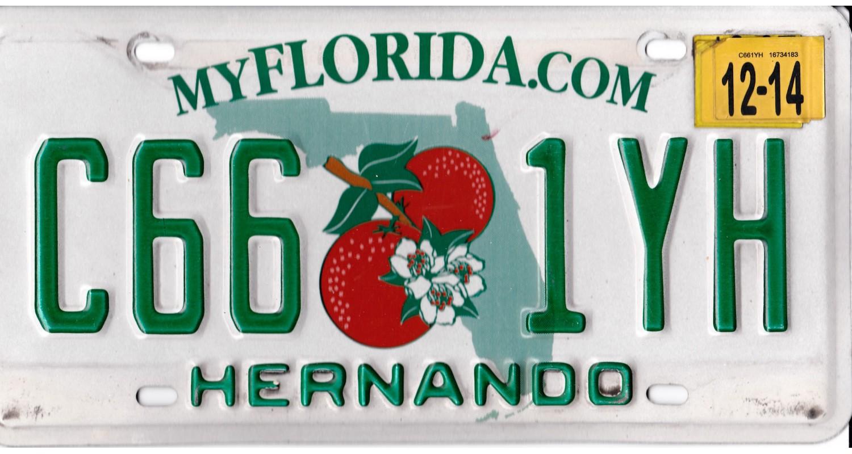 Florida 2010's-HERNANDO COUNTY