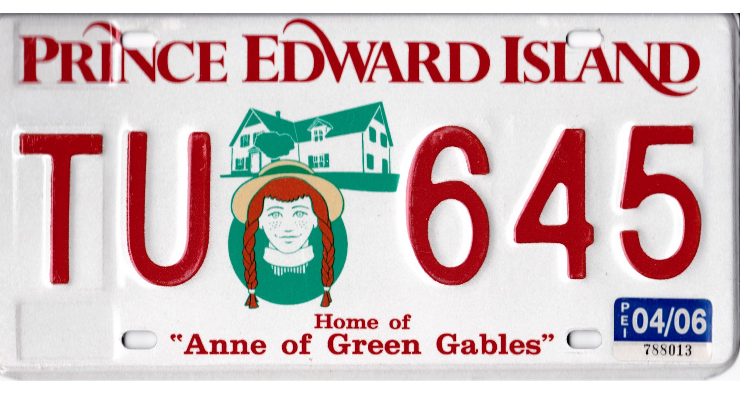 Prince Edward Island 2006-ANNE OF THE GREEN GABLES