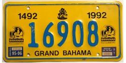 CARIBBEAN 1995-1997 Bahamas-Grand Bahama