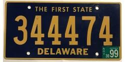 Delaware 1999 triple 444