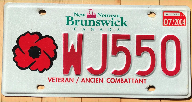 New Brunswick 2004 VETERAN