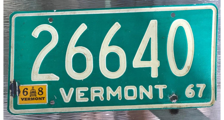 Vermont 1967