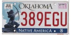Oklahoma 2010