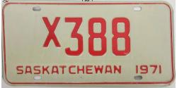 Saskatchewan 1971 DEALER