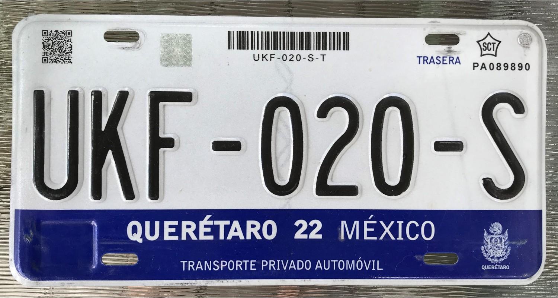 Mexico 2010's QUERETARO