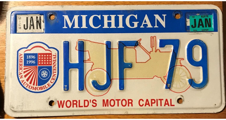 Michigan 2004 ANTIQUE CAR