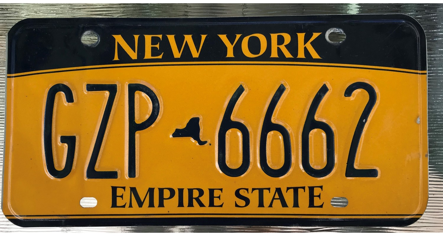 New York 2010's TRIPLE 666