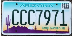 Arizona 2015's triple ccc