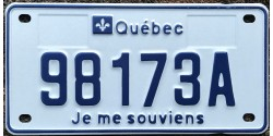 Quebec 2015's Motorcycle