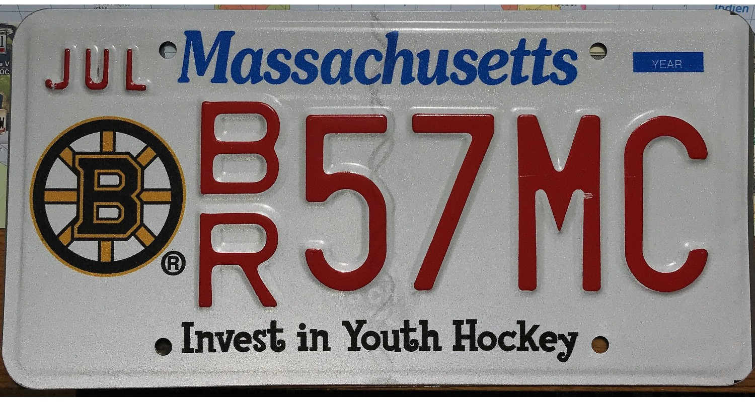 Massachusetts 2015's-Boston Bruins
