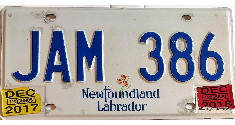 Newfoundland & Labrador 2017