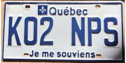 Québec années 2015