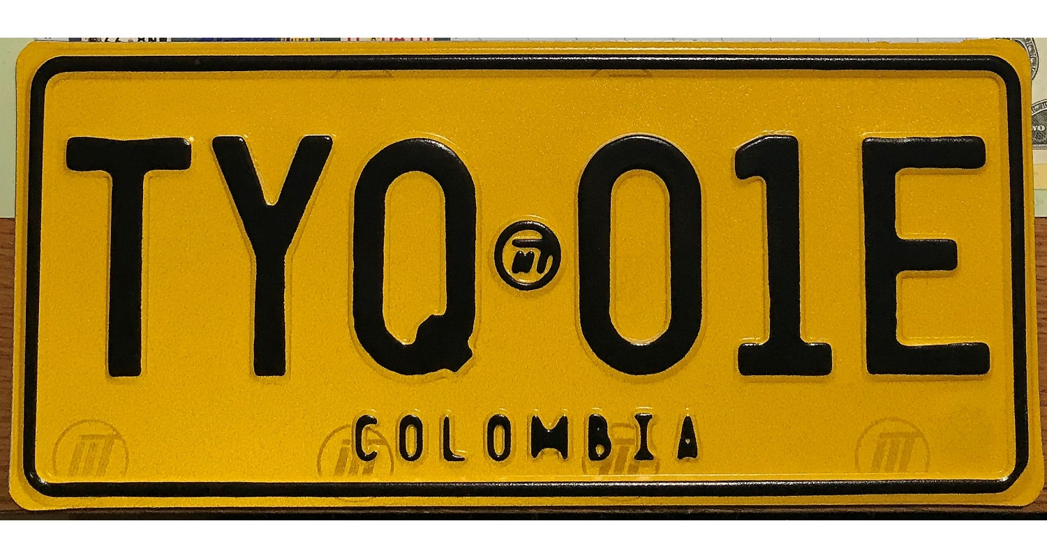 COLOMBIA 2010's MOTORCYCLE