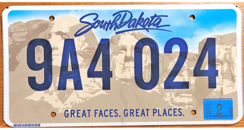 South Dakota 2017